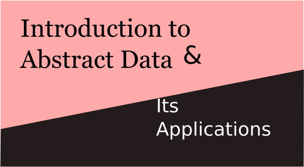 Image for Introduction to Abstract Data Types