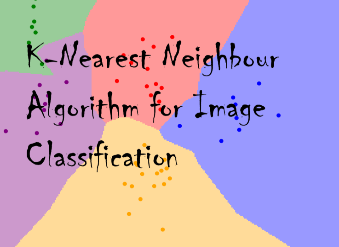 Image for K-Nearest Neighbour Algorithm for Image Classification